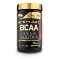 GOLD STANDARD BCAA™ - TRAIN & SUSTAIN - OPTIMUM NUTRITION