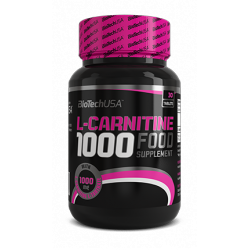 L-CARNITINE 1000mg - BioTech USA