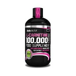 L.CARNITINE LIQUIDE 2000 MG 500ML BIOTECH