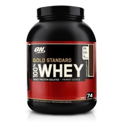 Gold Standard 100% Whey isolate