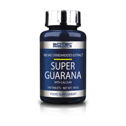 SUPER GUARANA 100 caps