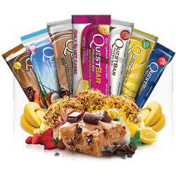 Barre Quest Bar (60g) 20g de protéine - Quest nutrition