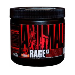 ANIMAL RAGE XL 145 gr - UNIVERSAL NUTRITION